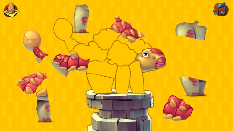 Dinoboom Puzzles screenshot-0