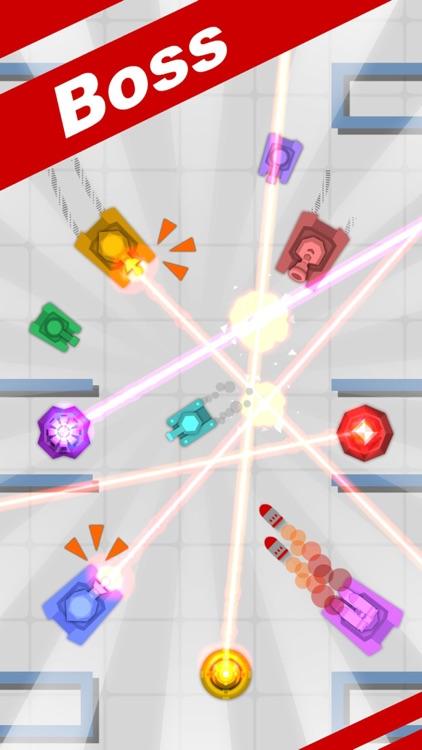 Pocket Hero 2-Tanks Battle screenshot-4
