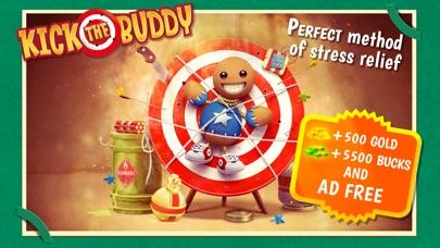 Kick the Buddy (Ad Free) screenshot 1