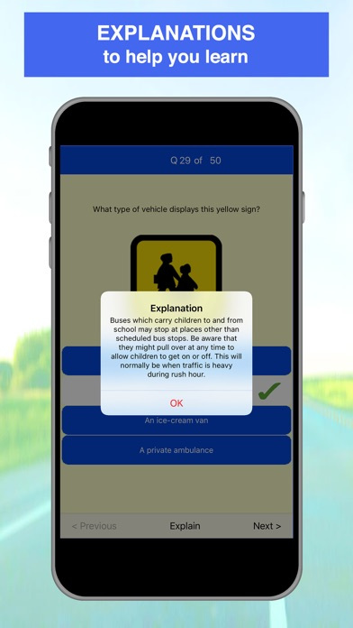 Screenshot for Driving Theory Test - 2019 in South Africa App Store