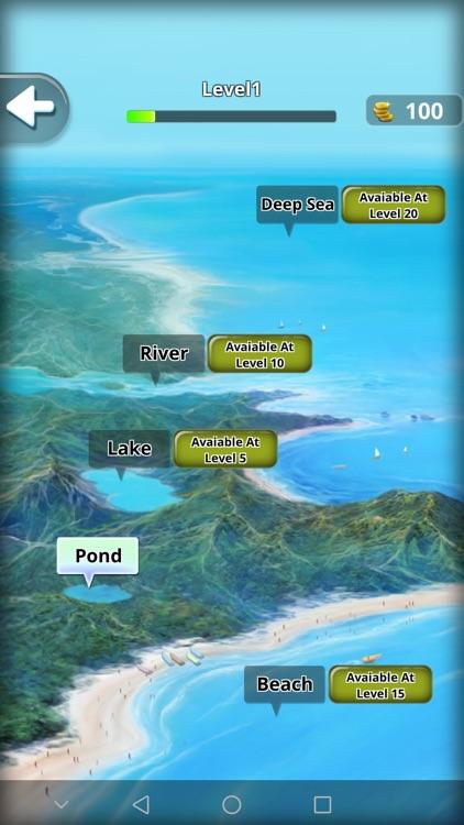 Real Reel Fishing Simulator 3D screenshot-3