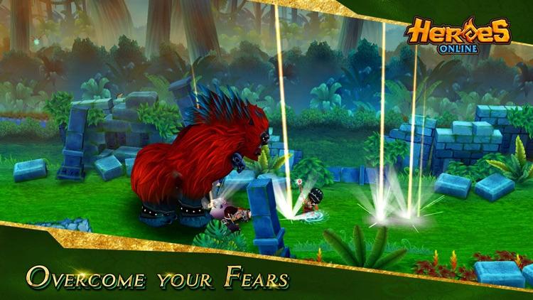 Hero Online screenshot-6