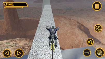 BMX Adventure Aeroplane Stunts screenshot one