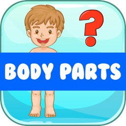My Body Parts Learning Games