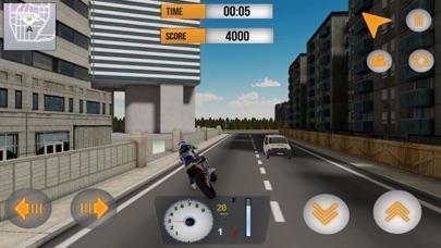ストリートバイクライダー3dのおすすめ画像3
