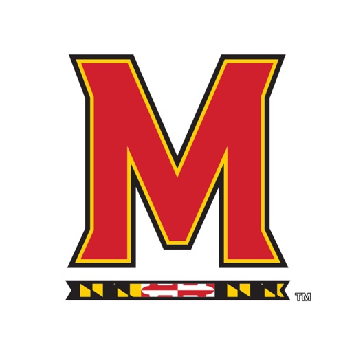 Maryland Terrapins Stickers Basic