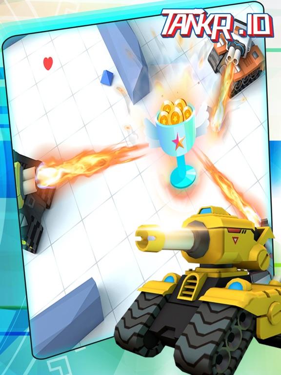 Tankr.io-Tankr Realtime Battle для iPad