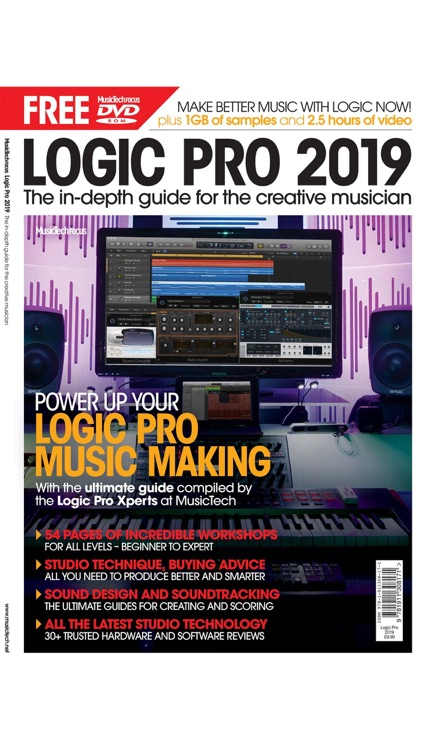 MusicTech Focus Magazine screenshot-0