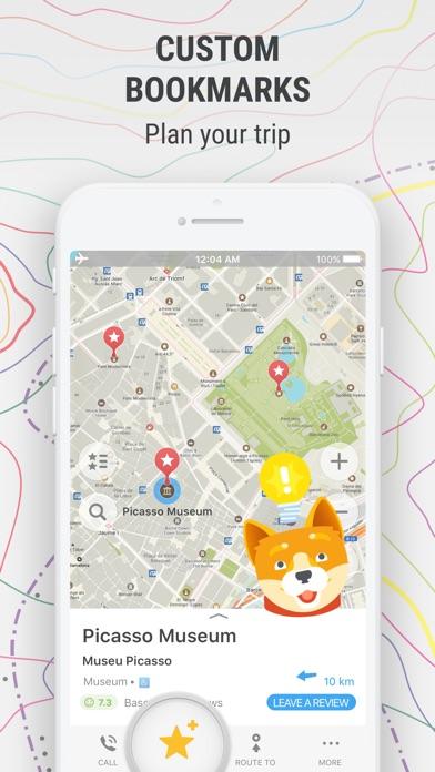 MAPS.ME – Offline Map & Nav for Windows
