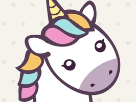 Meet Sherbet the Unicorn in 34 adorable stickers for iMessage