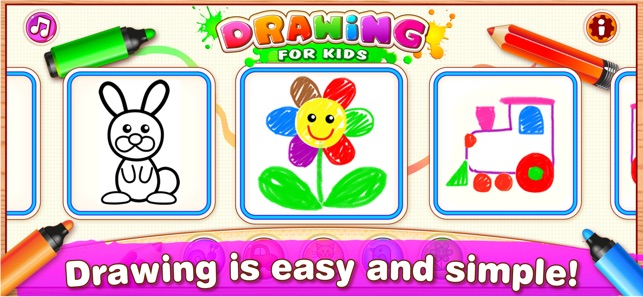 screenshots - Drawing For Kids Com