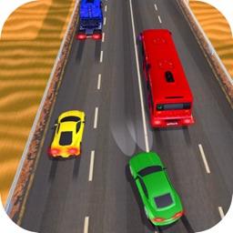 Traffic Racing Highway Car