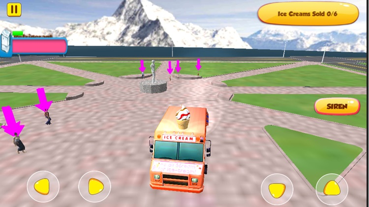 Beach Ice Cream Truck Delivery screenshot-3