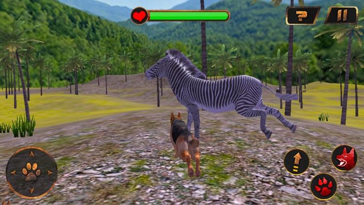 Dog Simulator 2018 screenshot-3