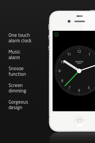 Alarm Clock - One Touch Pro - náhled