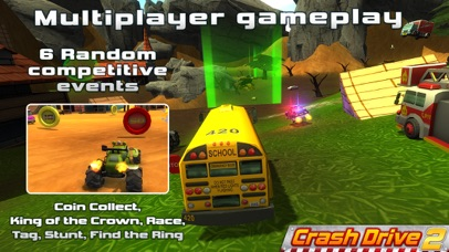 Screenshot from Crash Drive 2