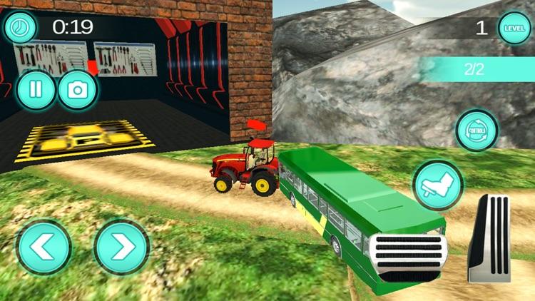 Farming Tractor Haul Simulator screenshot-3
