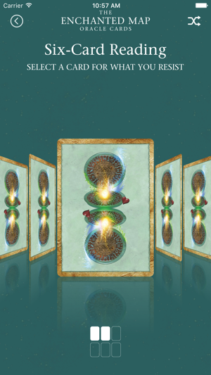Enchanted Map Oracle Cards on the App Store