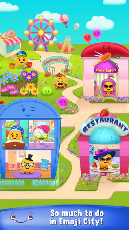 Emoji Life :-) screenshot-4