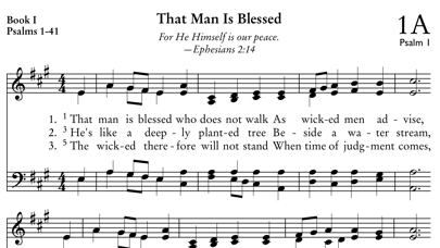 Book Of Psalms For Worship review screenshots