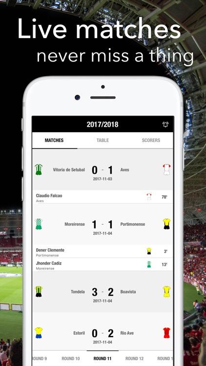 Football Primeira Liga Live