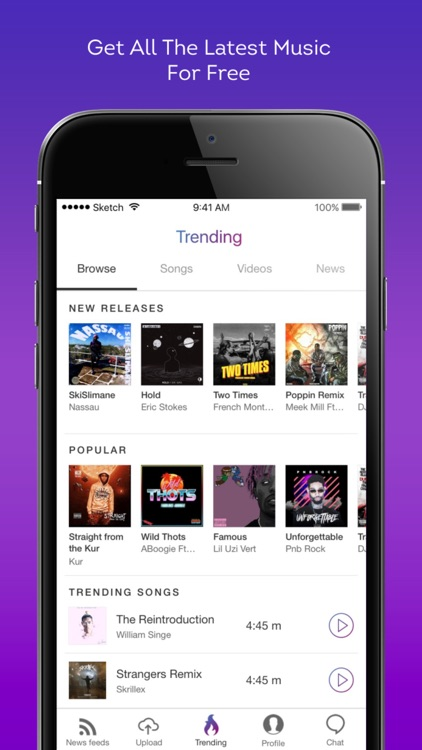 Soundplex- Share and sell your music worldwide