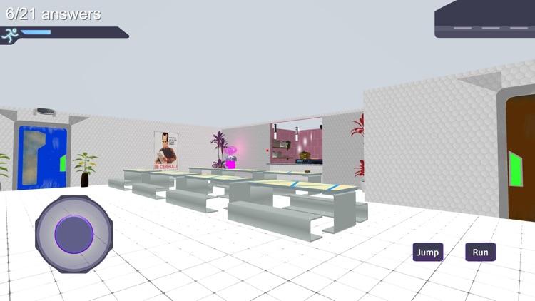 Educator 2076 - baldi's educat screenshot-7