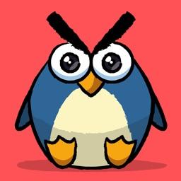 Grumply - Penguin Stickers