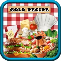 Hidden Object : Gold Recipe