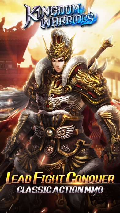 Kingdom Warriors - Classic Action MMO Screenshot 1