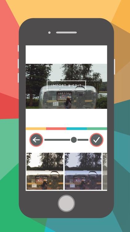 VanillaPen - Poster maker screenshot-4