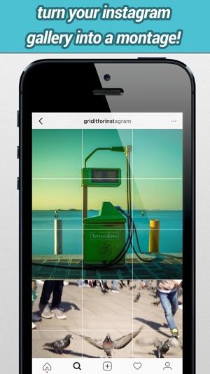 grid-it - instagram tiling on the App Store