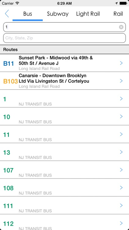 Transit Tracker - New York screenshot-4
