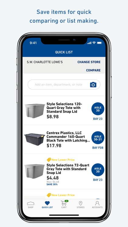 Lowe's Home Improvement screenshot-4
