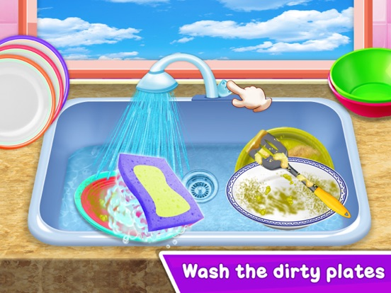 Baby Girl Home Cleaning screenshot 11
