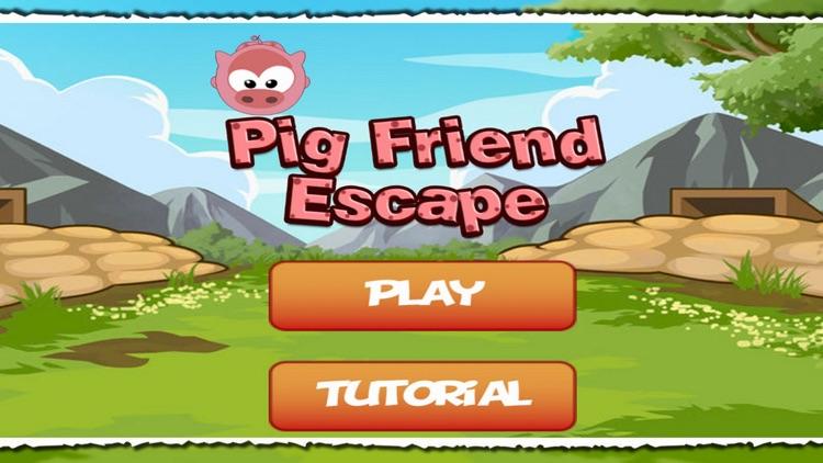 Pig Friend Escape