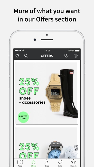 Screenshot for Superbalist Fashion Shopping in South Africa App Store