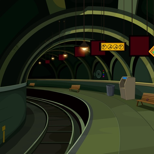 побег из особняка:метро выйти