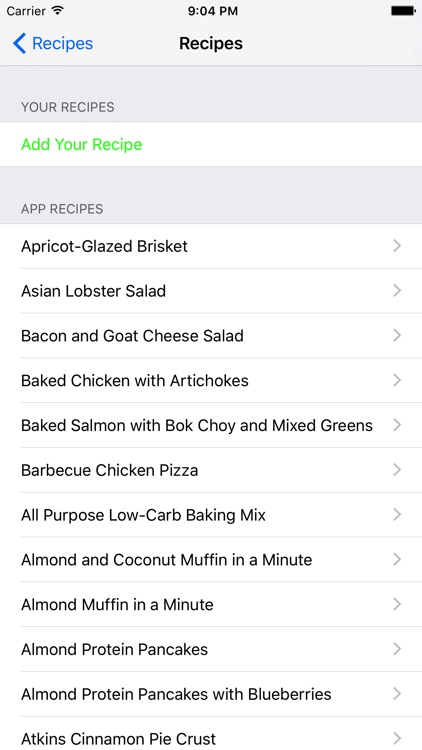 Atkins Diet Macros Tracker screenshot-3