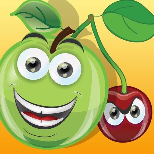 A Fruit Parade! Game to Learn and Play for Children iOS App