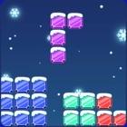 Blocco puzzle inverno icon