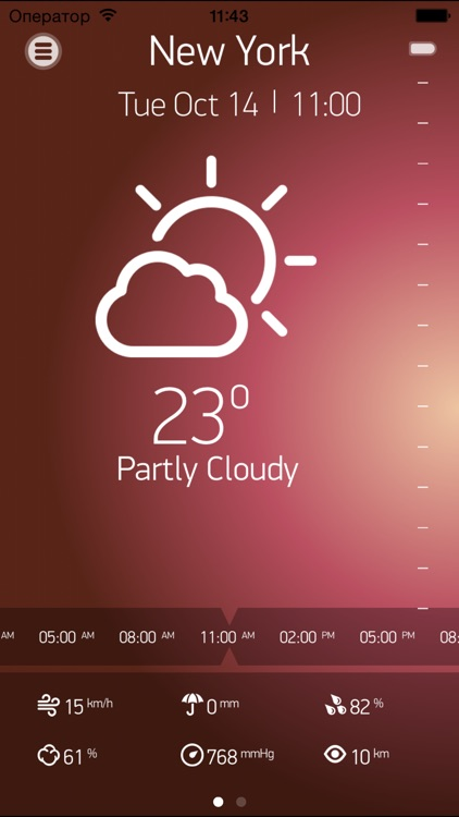 Weather Book 15 days forecast screenshot-0