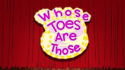 誰的腳趾是那些?屏幕截圖1