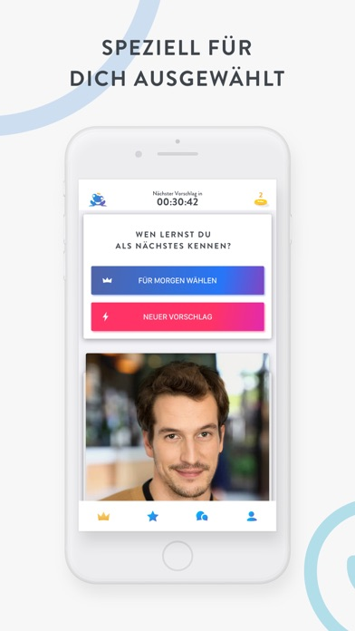 Once dating app bewertung