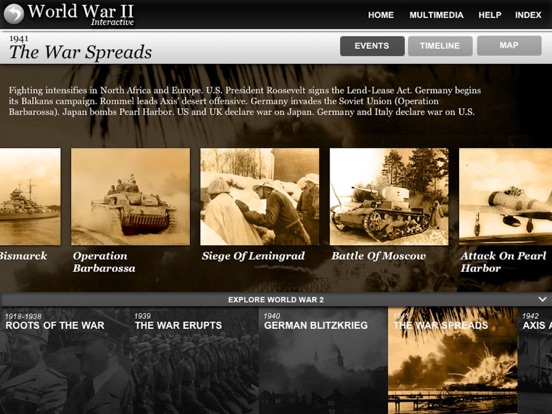 World War 2 History: WW2 Screenshots
