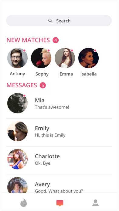 Charlotte dating app
