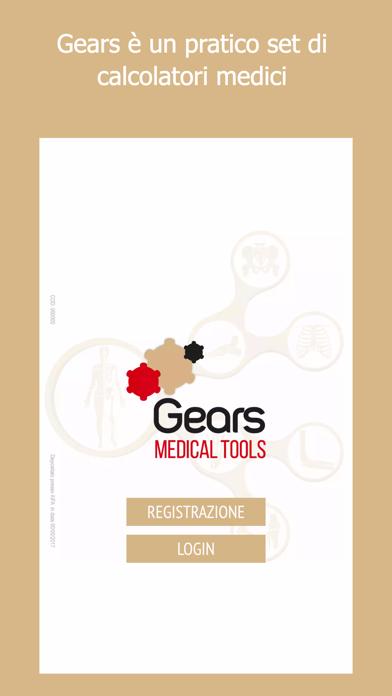 Gears Medical Tools screenshot one