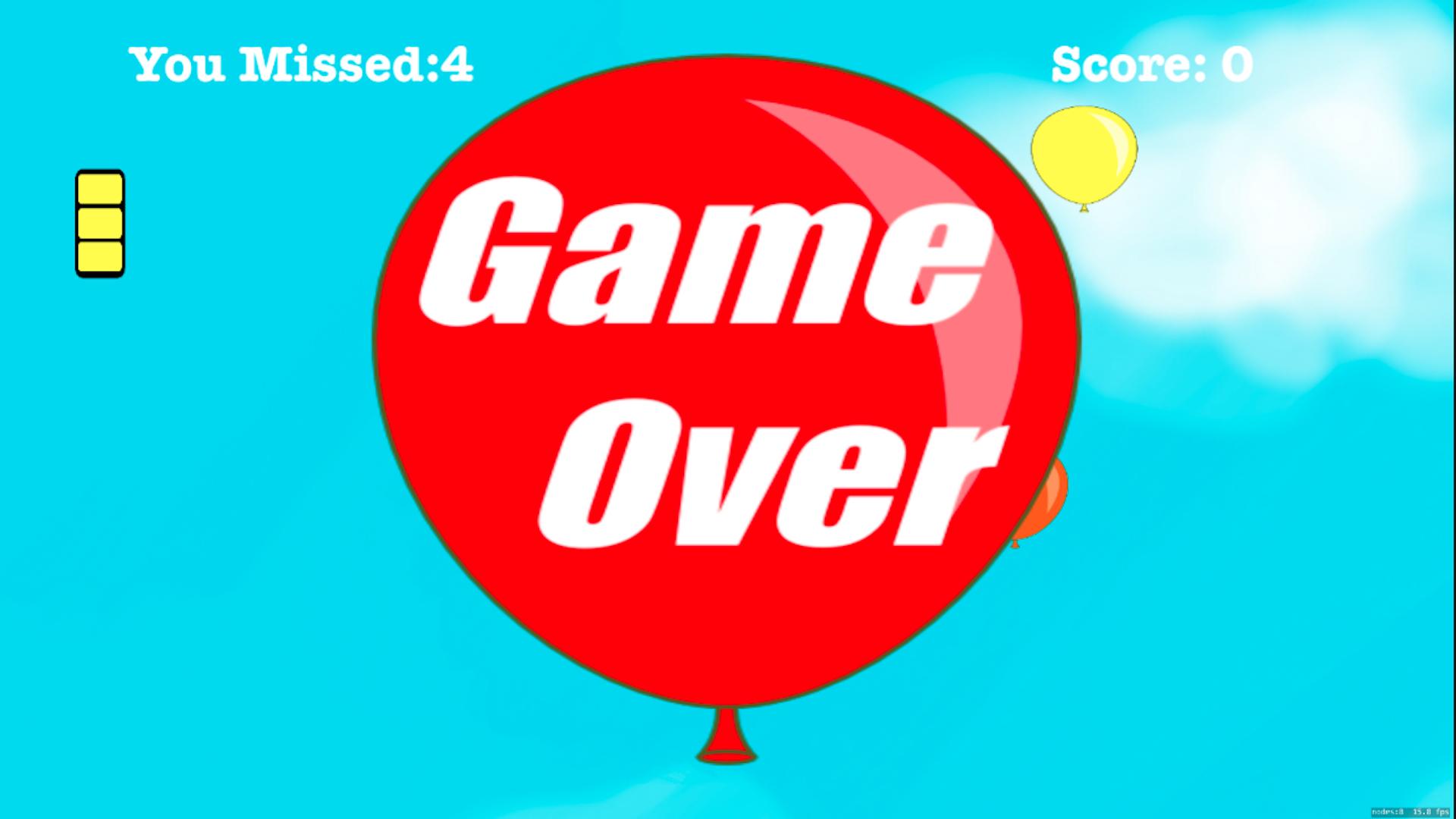 Baloon Pop HD screenshot 3