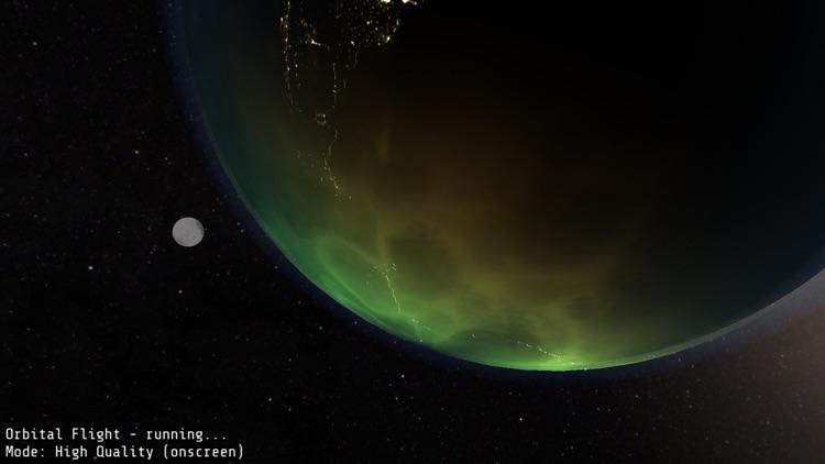 Orbital Flight Benchmark