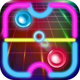 Air Glow Hockey Multiplayer